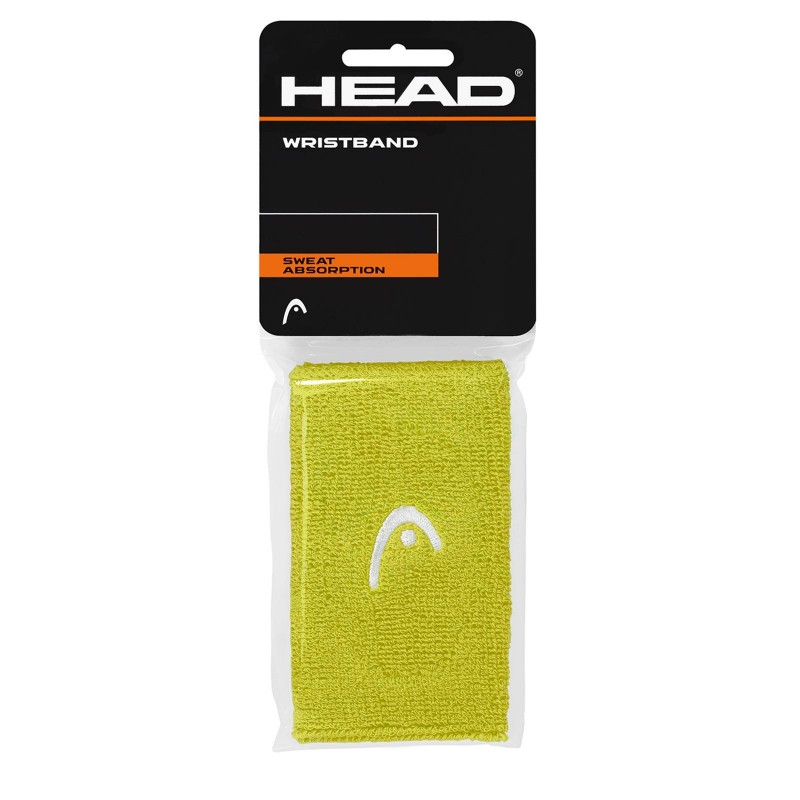Head Wristband Large Lime