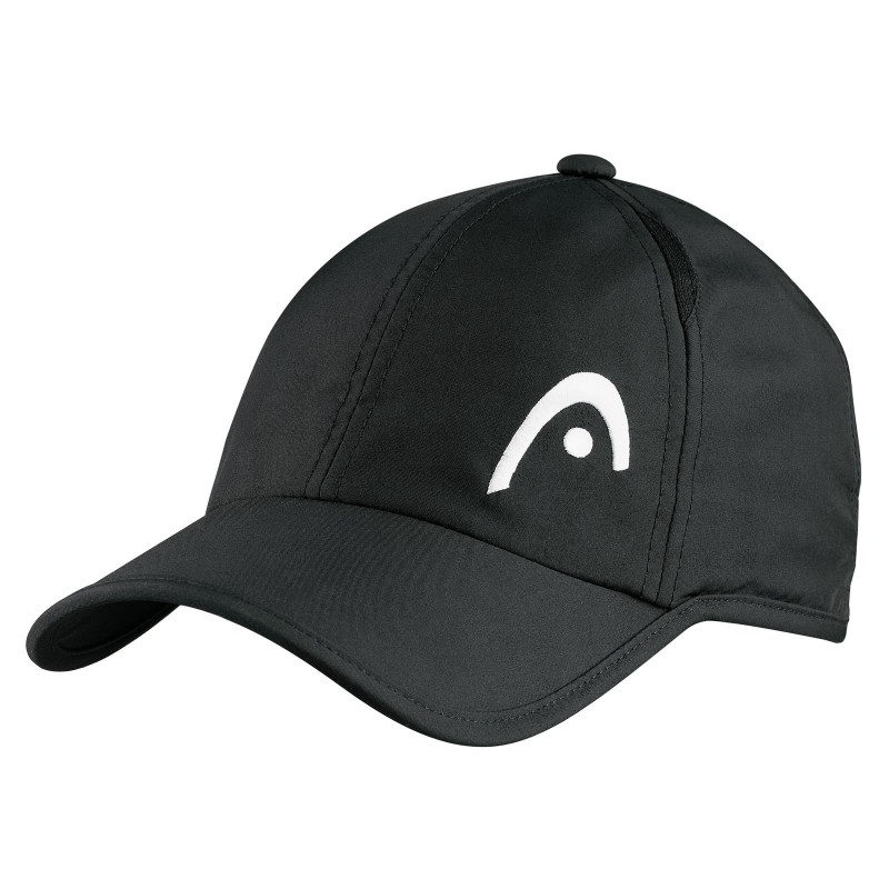 Head Pro Player Cap Black