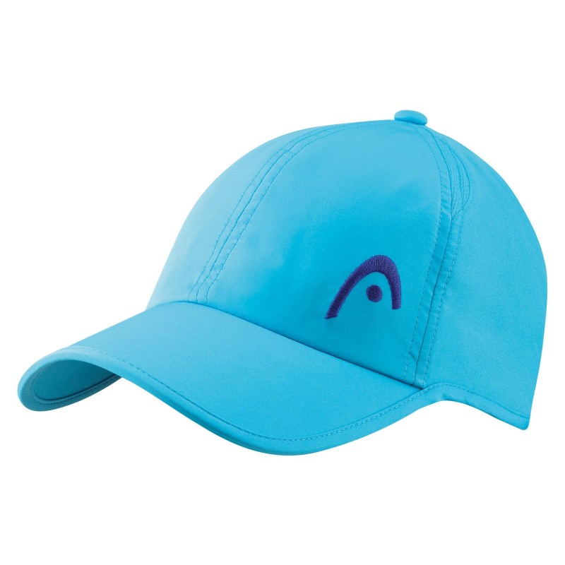 Head Pro Player Cap Light Blue