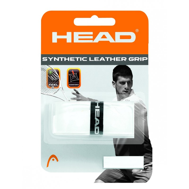 Head Synthetic Leather Grip WH