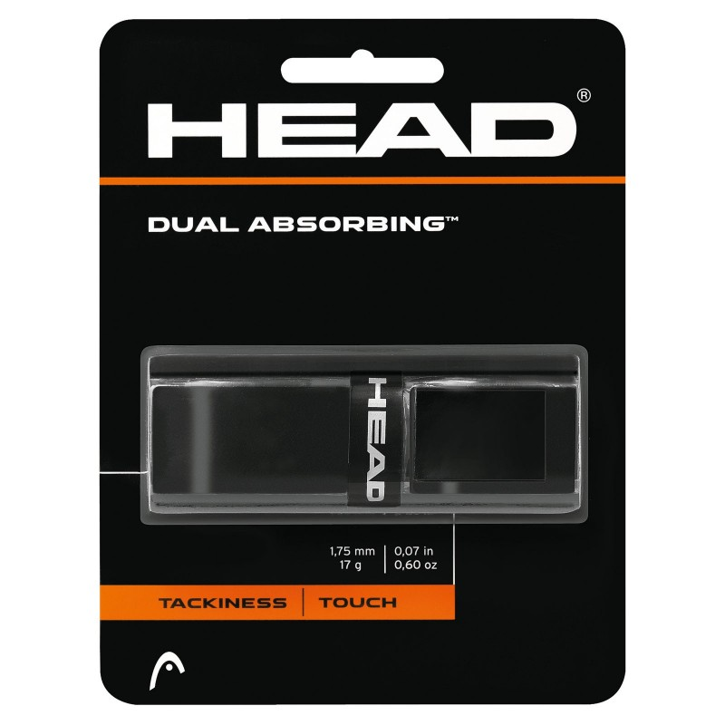 Head Dual Absorbing BLK Replacement Grp