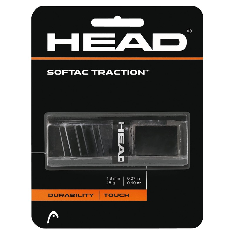 Head Softac Traction BLK Replacement Grip