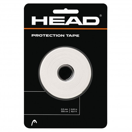 Head Protection Tape White