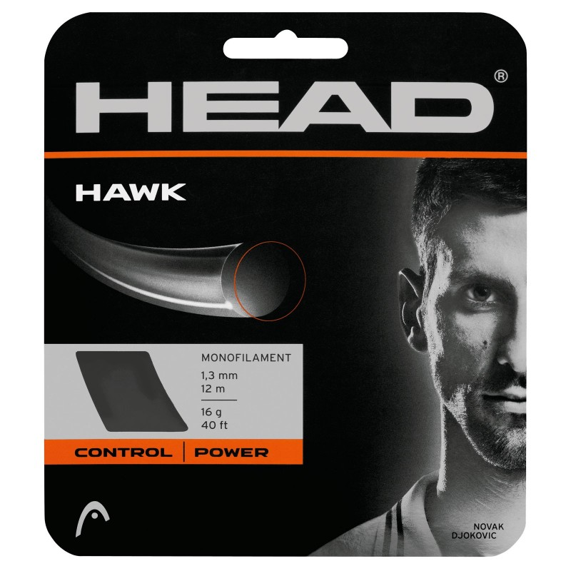 Head Hawk 1.25 Tennis String Set