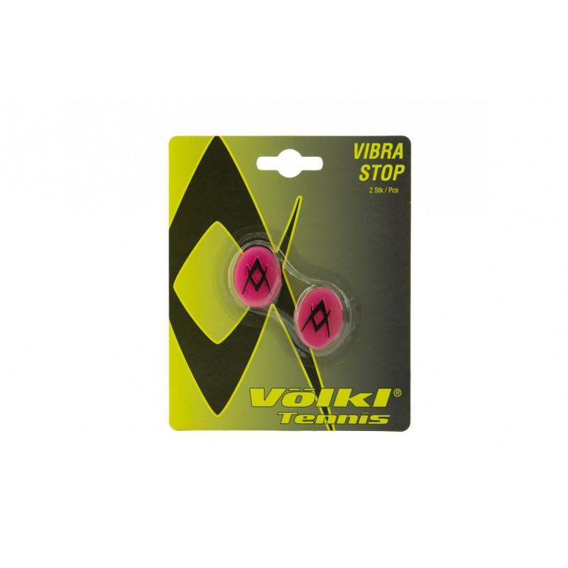 Volkl Vibra Stop Pink 2pcs