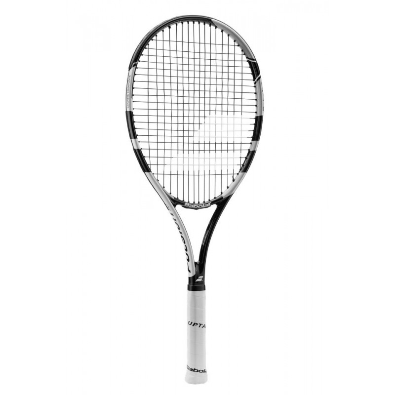 Babolat Pulsion 102 BLACK-GREY Racket