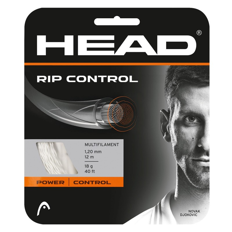 Head RIP Control 1.30 Tennis String Set