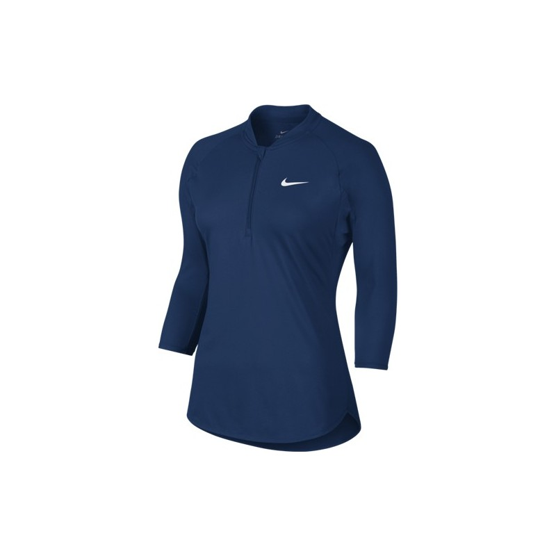 Women's NikeCourt Dry Pure Tennis Top