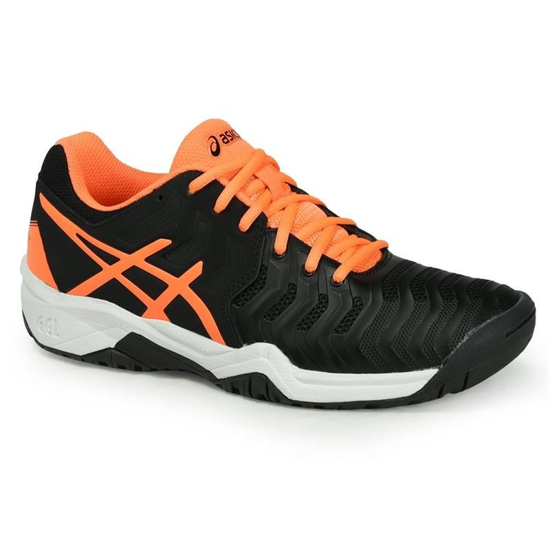 Asics Resolution 7 Jr Tennis Shoe