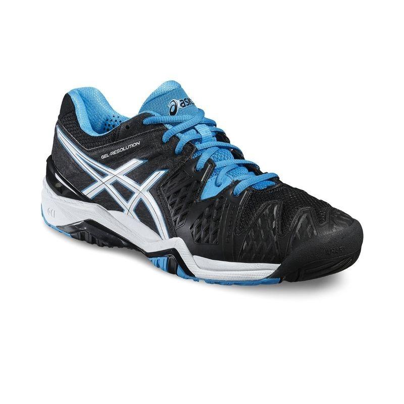 Asics Men's Resolution 6 Tennis Shoe