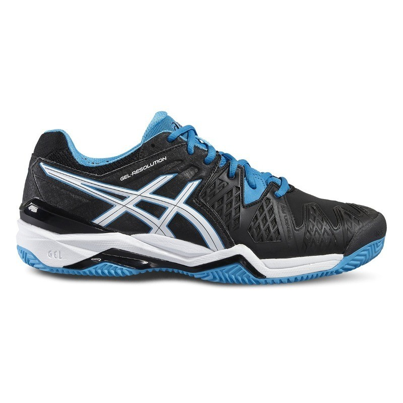 Asics Men's Resolution 6 Tennis Shoe CLAY