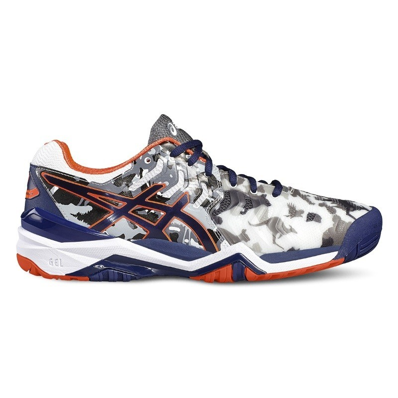 Asics Men's Resolution 7 Melbourne Tennis Shoe