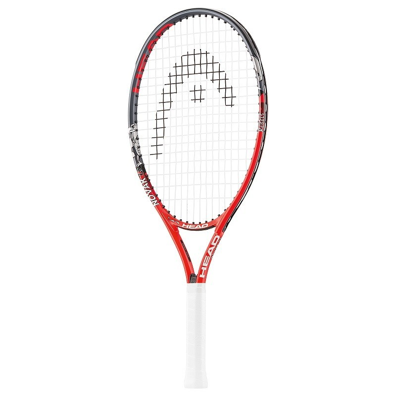 Head Novak 23 Jr Tennis Racket