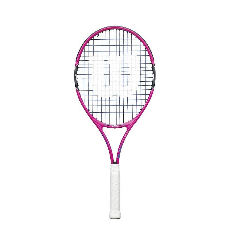 Wilson Burn Pink 25 Jr Tennis Racket