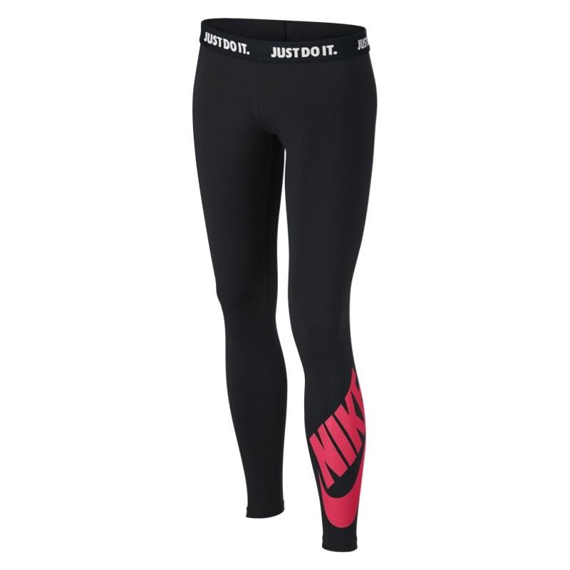 Girls' Nike Sportswear Leg-A-See Legging