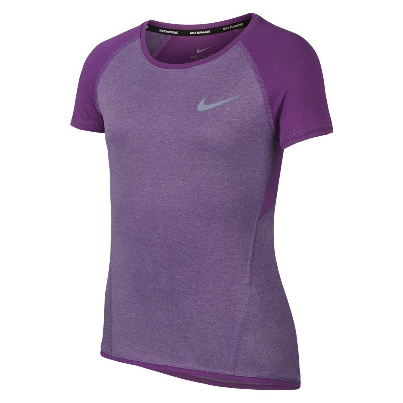 Girls' Nike Dry Running Top