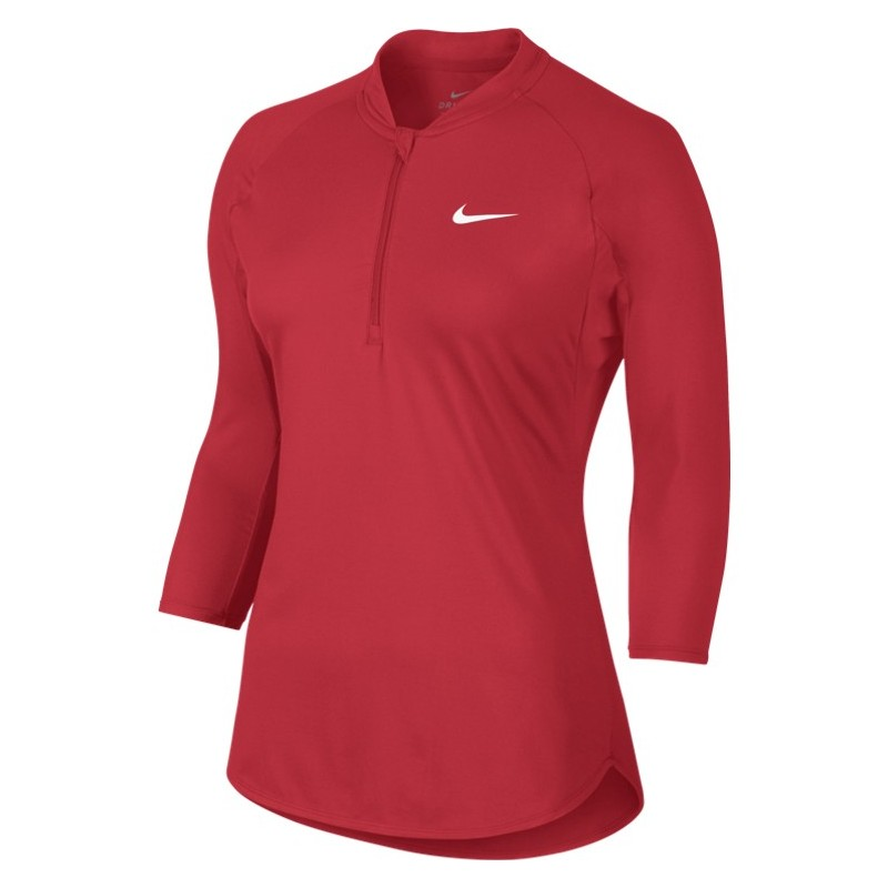 Women's NikeCourt Dry Pure Tennis Top