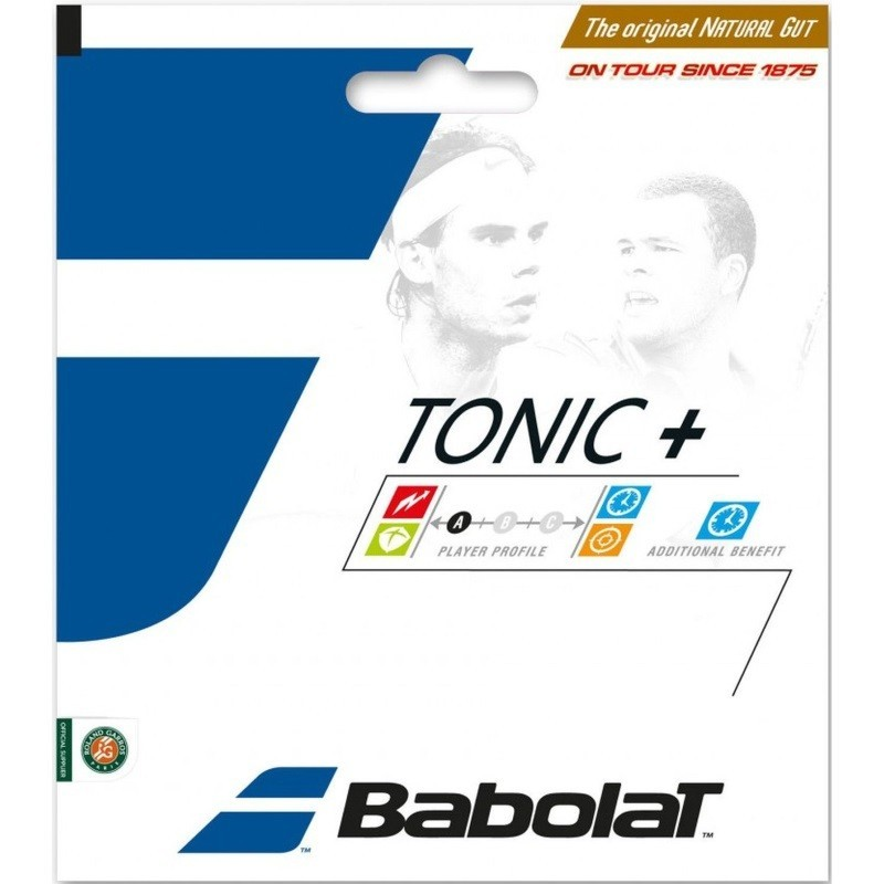 Babolat Tonic+  1.35 Tennis String Set