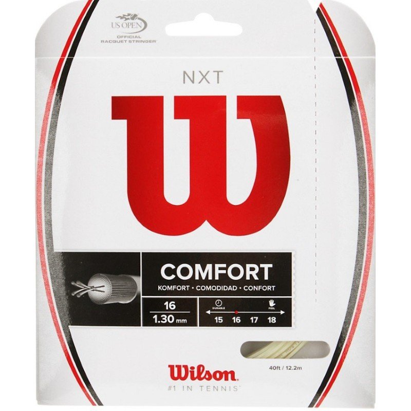 Wilson NXT 1.30 Tennis String Set