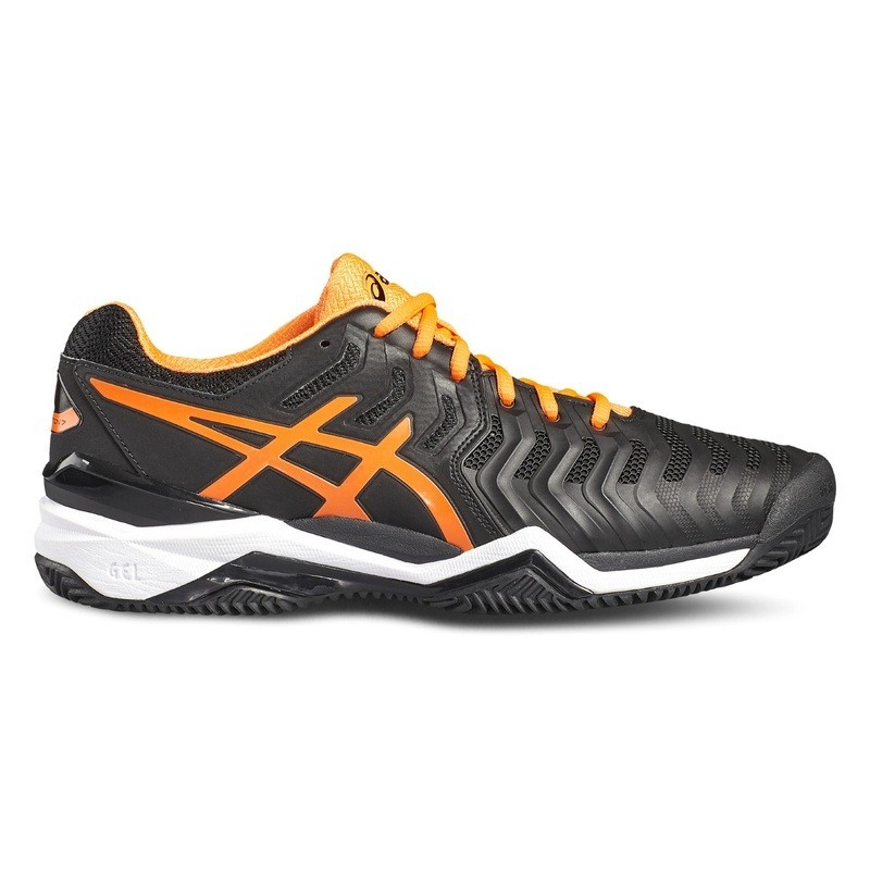 Asics Men's Resolution 7 Tennis Shoe CLAY