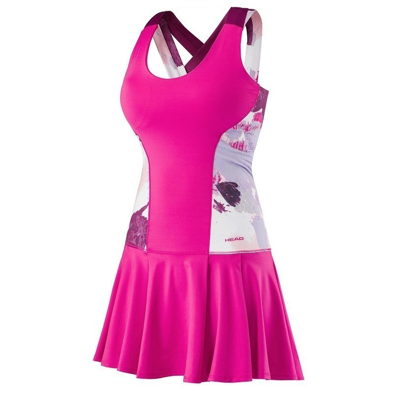 Girls' Head Graphic Dress