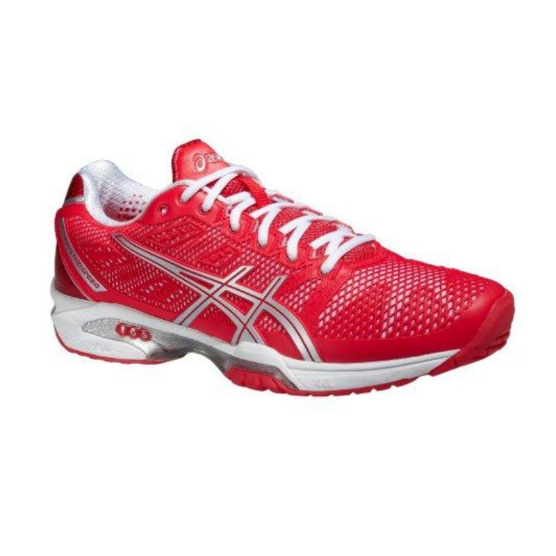 Asics Women's Solution Speed 2 Tennis Shoe