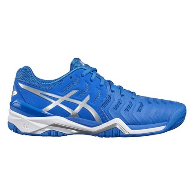 Asics Men's Resolution 7 Tennis Shoe