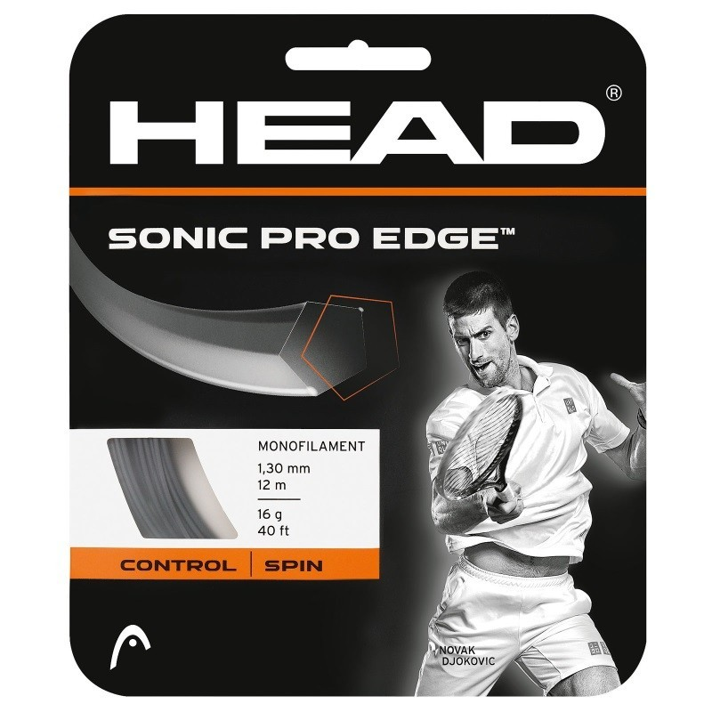 Head Sonic Pro Edge Tennis String Set