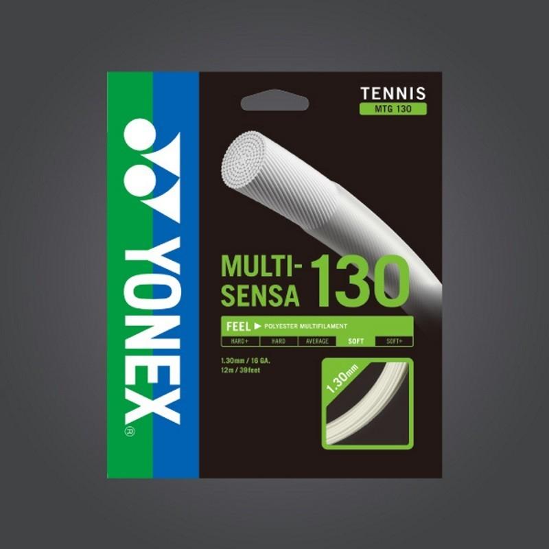 Yonex Multi-Sensa 130 Tennis String Set