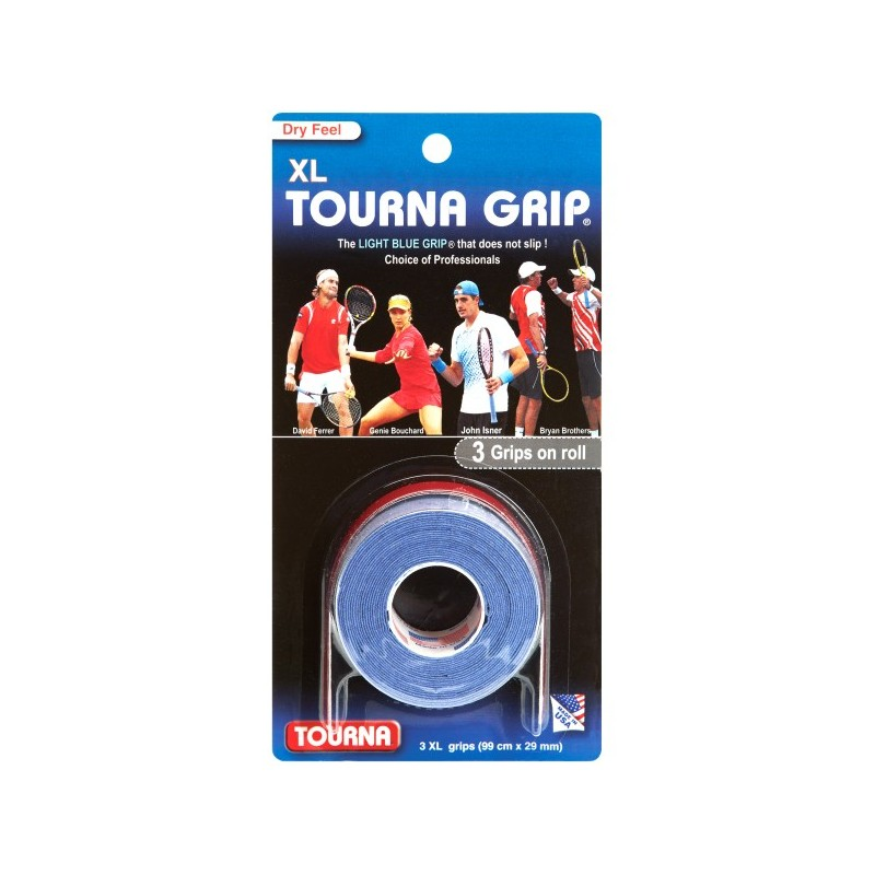 Tourna Tac Blue 3 Grips