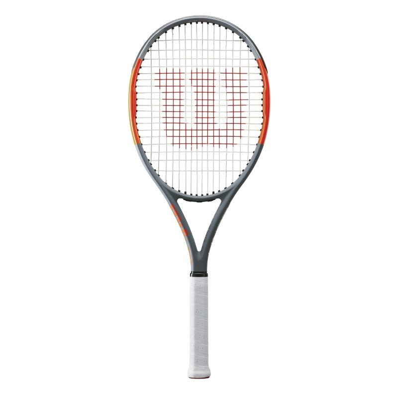 Wilson Burn Team 100 Racket