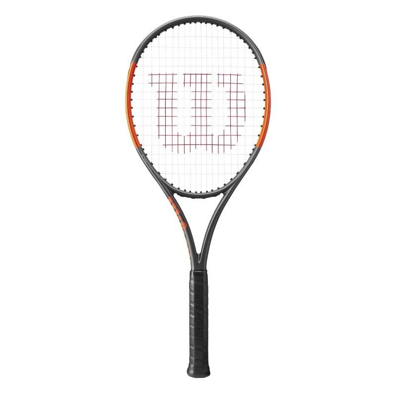 Wilson Burn 100 LS CV 2017 TNS Racket