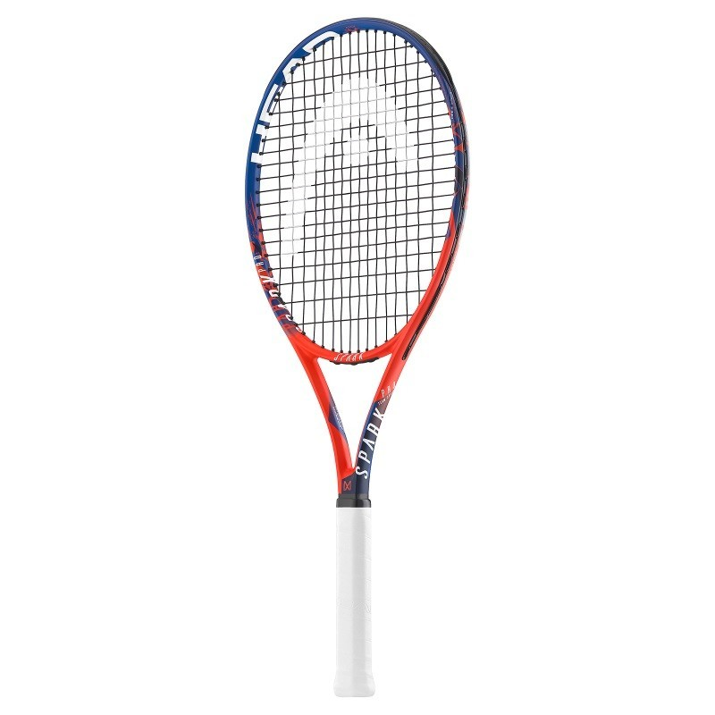 Head Spark Pro Orange Tennis Racket
