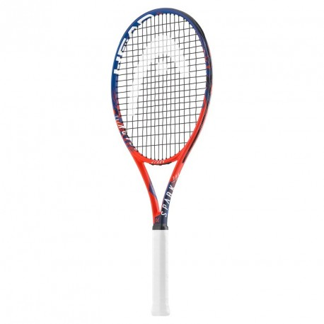 Head Spark Pro Orange Tennis Racket