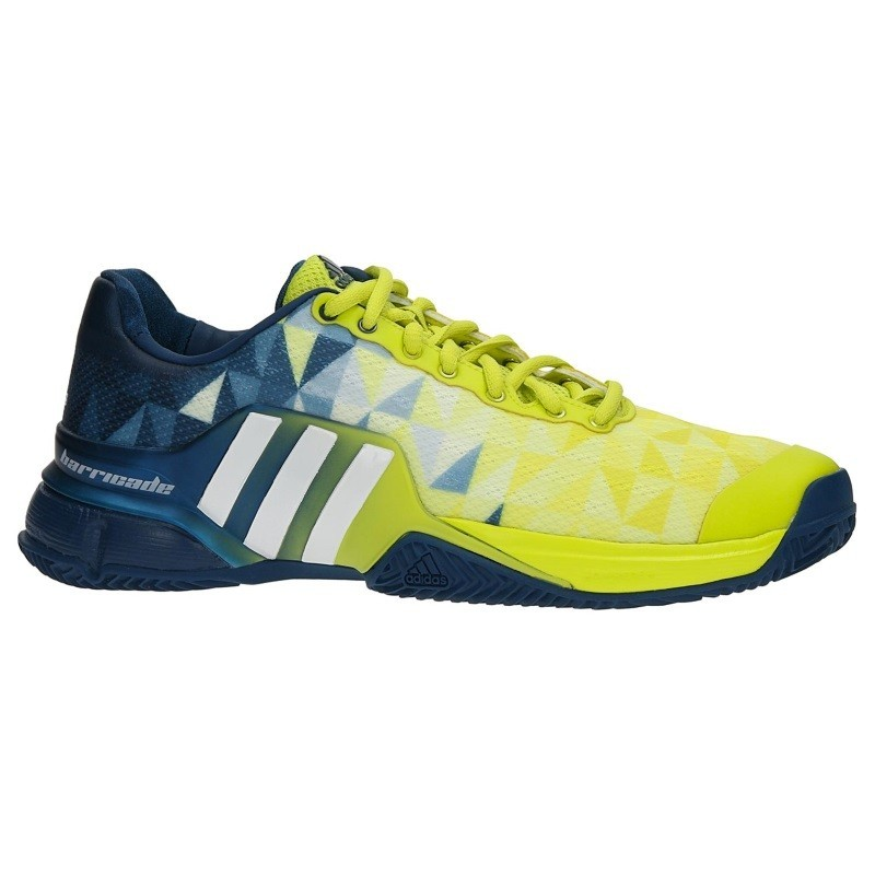 Adidas Men's Barricade 2016 Clay Tennis Shoe