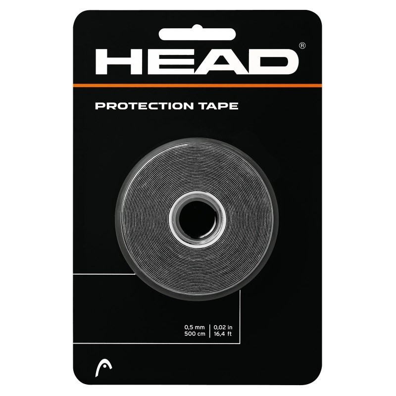 Head Protection Tape BLK