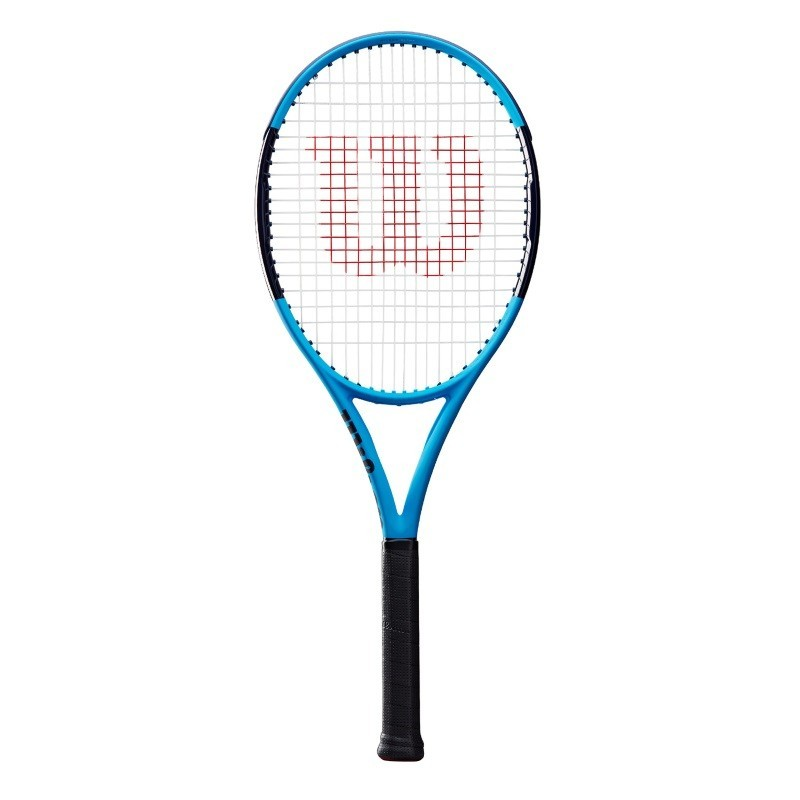 Wilson Ultra 100L Bright Blue Tennis Racket