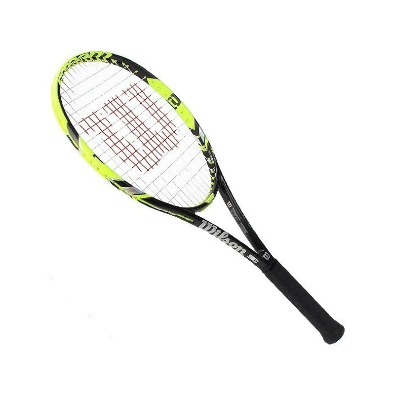 Wilson Steam99LS Racket