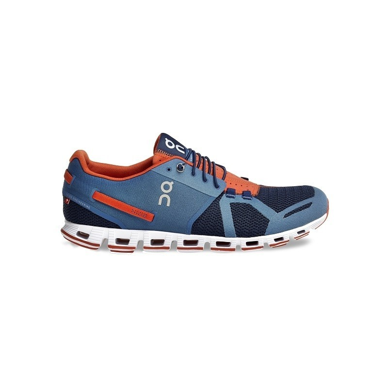 ON Mens Cloud Running Shoe Pacific Sunset