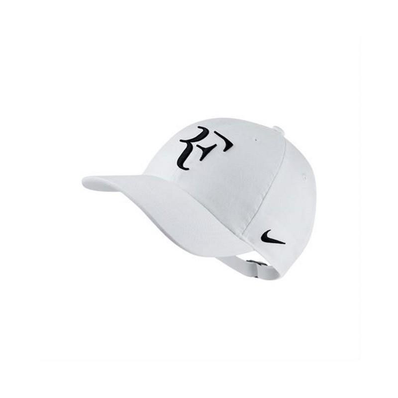 Nike RF Unisex NK Aerobill Heritage86 Cap White