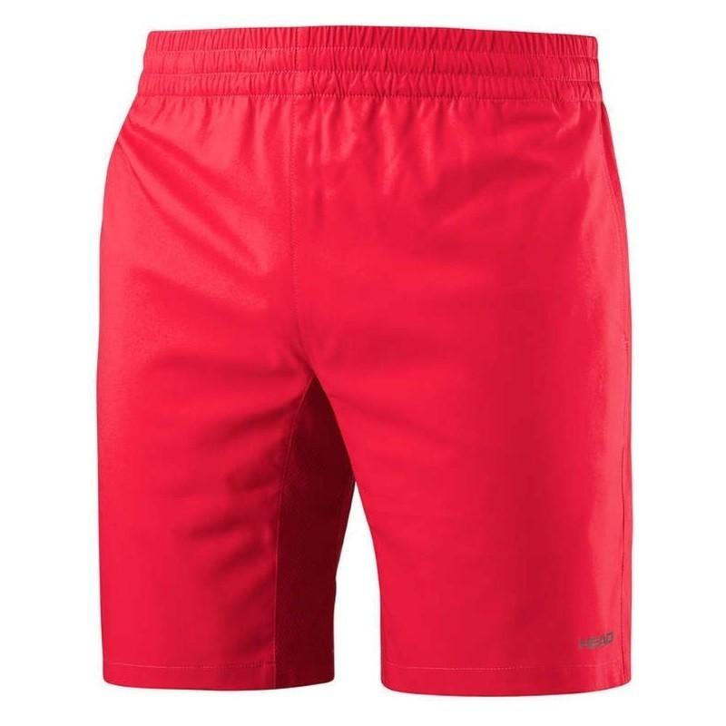 Mens Head Club Bermuda Red