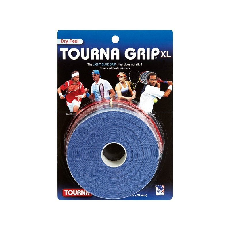 Tourna Grip XL 10 Pack
