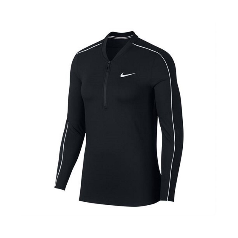 Womens Nike Nkct Dry Top Ls Hz 939322-010 HO18 IN