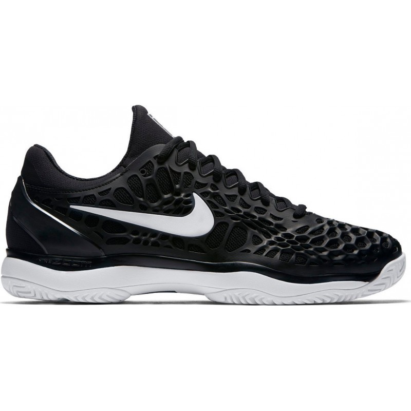 Mens Nike Zoom Cage 3 Tennis Shoe 918193-010
