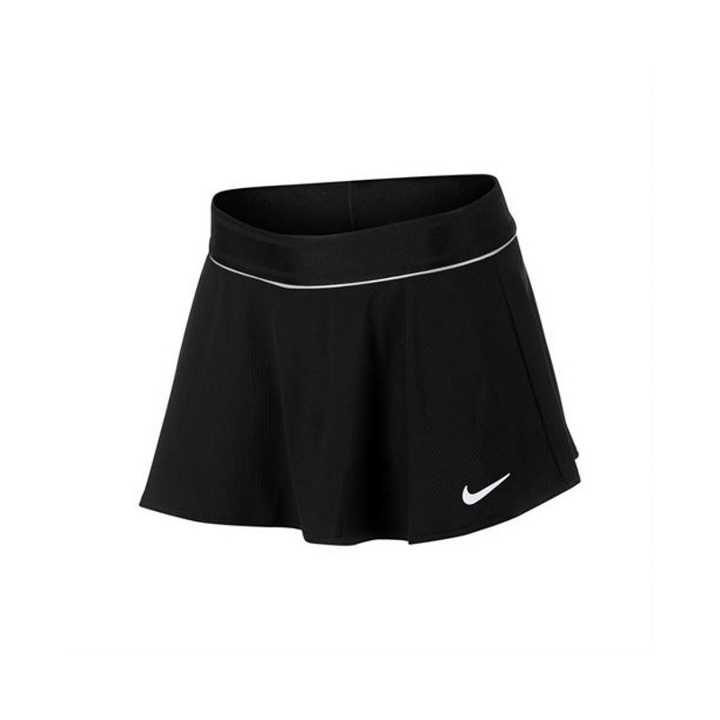Girls Nike Flouncy Skirt Black