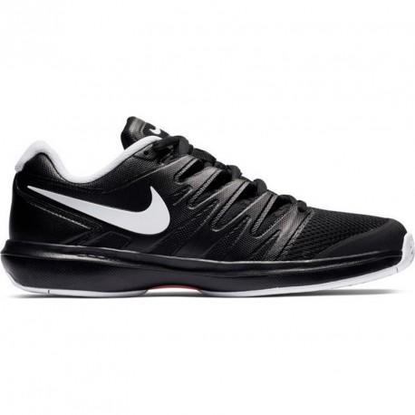 Mens Nike Air Zoom Prestige Tennis Shoe BLACK