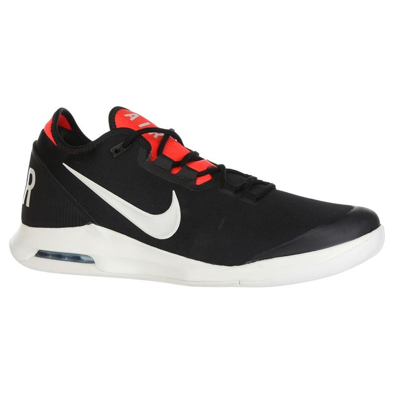 Mens Nike Air Max Wildcard Tennis Shoe BLACK