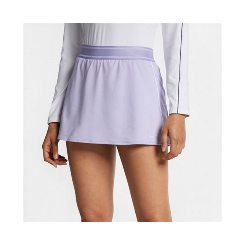 Womens Nikecourt Dry Tennis Skort Purple