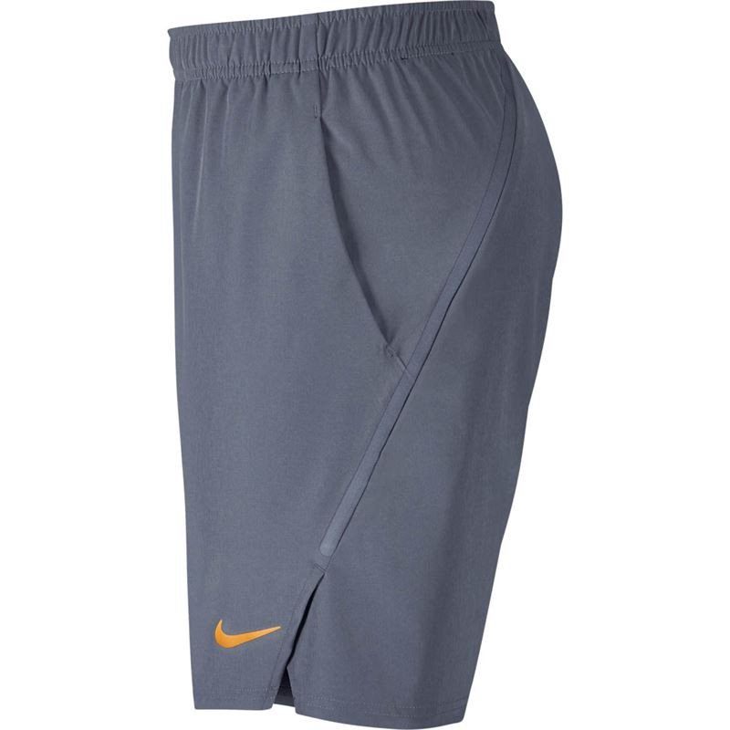 Mens Nikecourt Flex Ace Tennis Short Grey