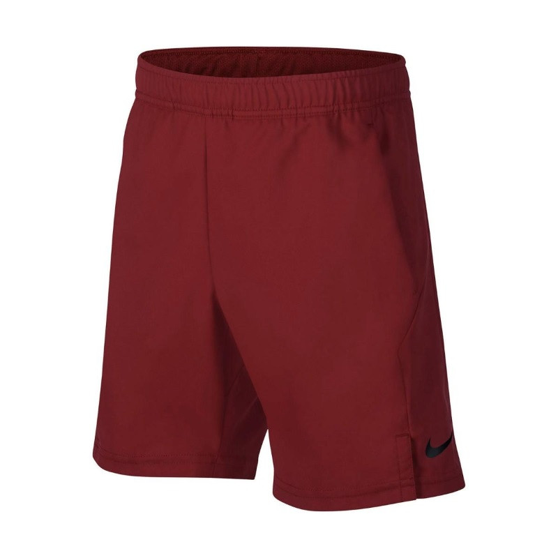 Boys Nike Nkct Dry Short Crimson